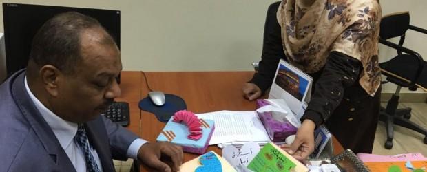 جانب من أنشطة طالبات المتقدم الثاني المرتبطة بالفهم القرائي تحت إشراف الأستاذة أمل إبراهيم مدرسة المستوى . FollowShare